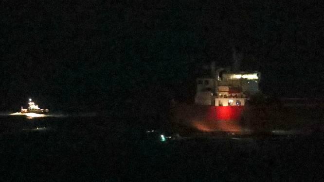 Zeven arrestaties op olietanker met verstekelingen aan boord nabij Isle of Wight