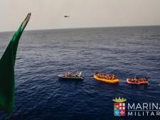 'In week tijd 700 vluchtelingen verdronken'
