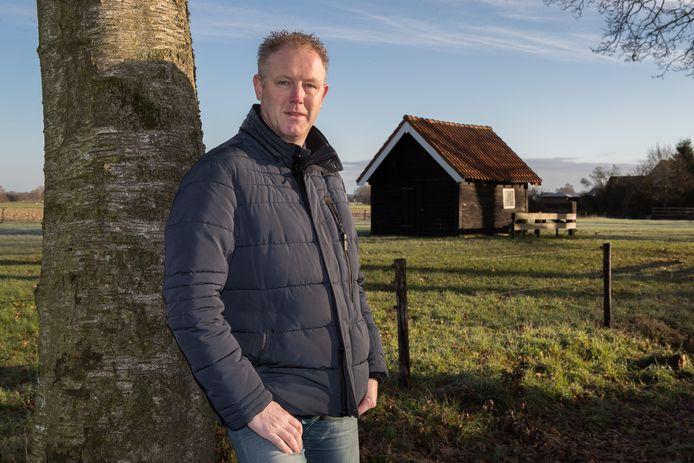 John Disselhorst (48) vertrekt na drie jaar als voorzitter van Plaatselijk Belang Haarle.