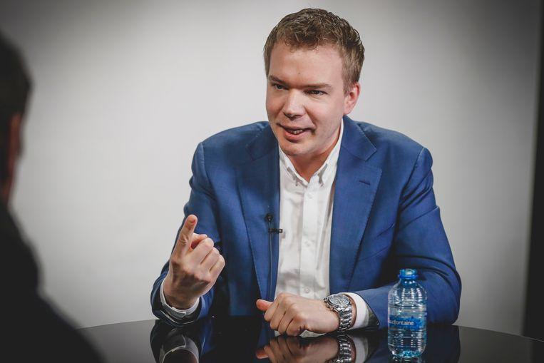 """Klaas Slootmans: """"Ben Weyts (N-VA) is de meest passieve minister voor de Vlaamse rand geweest."""""""
