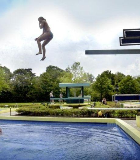 Weidebad Alphen mikt op record watertrappelen