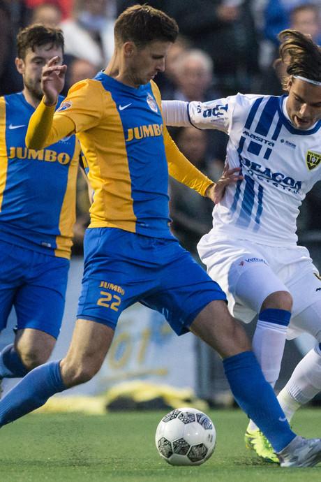 Blauw Geel'38 verliest, maar houdt schade beperkt tegen VVV-Venlo