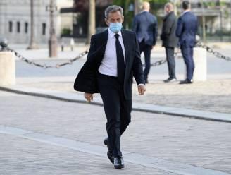 Franse ex-president Sarkozy opnieuw voor de rechter