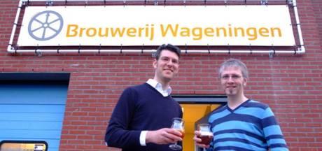 Bierbrouwerij terug in hartje Wageningen
