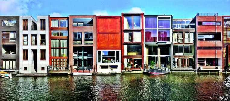 Op de Dag van de Architectuur kan je een kijkje nemen in de gebouwen op de Scheepstimmermanstraat. Beeld Dag van de Architectuur Amsterdam