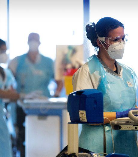 Weer meer corona-patiënten in ziekenhuizen regio