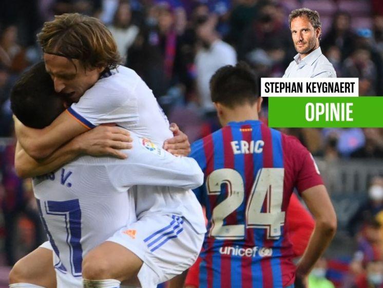 """Onze chef voetbal zag Real Madrid een wedstrijd uit de oude doos winnen: """"Modric & de bal, da's zoals James Bond en zijn Bondgirl"""""""
