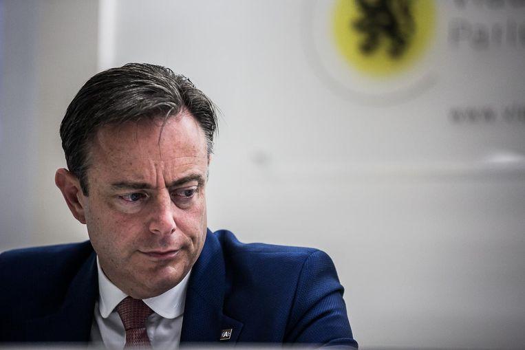 N-VA-voorzitter Bart De Wever. Beeld Bas Bogaerts