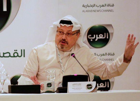 Jamal Khashoggi in 2014.