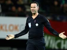 Nijhuis fluit topper tussen AZ en Feyenoord, Lindhout krijgt PSV - Willem II