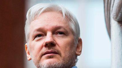 """Assange: """"Ik vergeet en vergeef niet"""""""