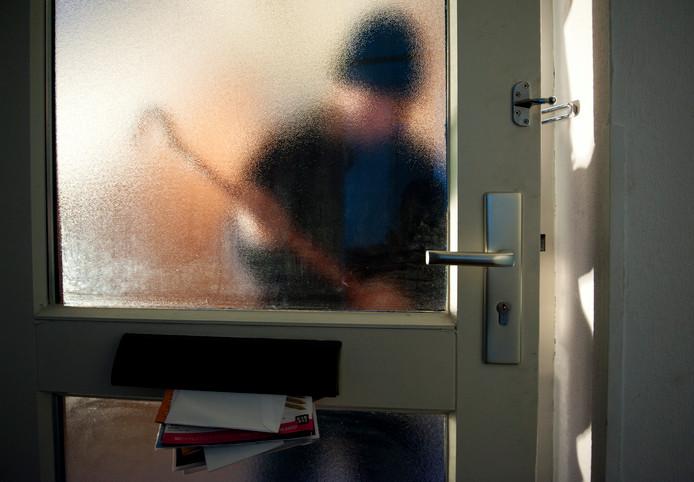 Inbrekers waren actief in Millingen.