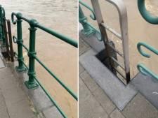 Après avoir atteint un point critique, la Meuse amorce sa décrue - situation critique à Maaseik