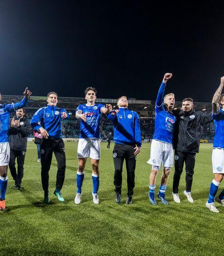 IJzersterk FC Den Bosch evenaart ongekende succesreeks uit kampioensjaar: acht zeges in beeld