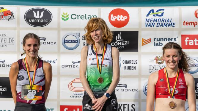 Nina Lauwaert en Thomas De Bock niet opgewassen tegen de Limburgers op de marathon