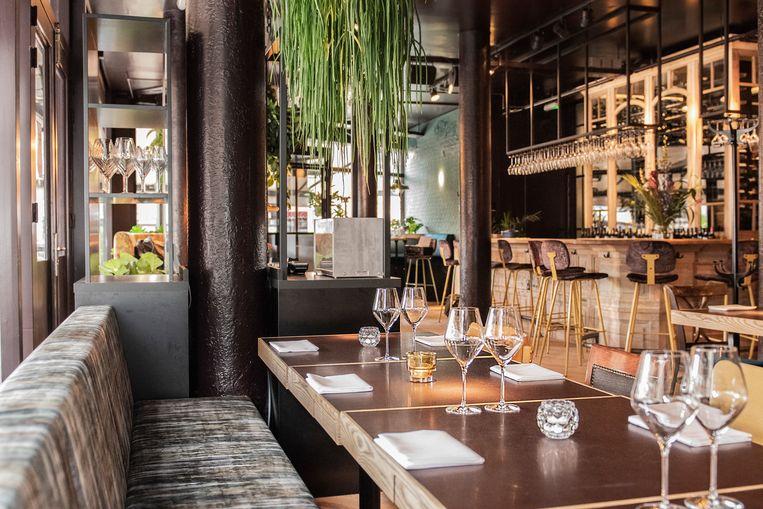 Restaurant Clos. Beeld Nina De Laat