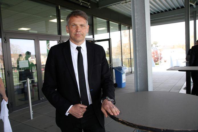 Rudi Verkempinck werd maandag als nieuwe coach van Mandel United officieel voorgesteld.