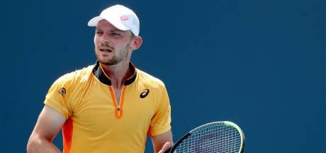 Monte-Carlo: David Goffin écarte Marin Cilic et file au second tour