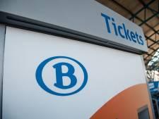 La SNCB supprime 90 trains à destination et au départ de Bruxelles à partir de lundi