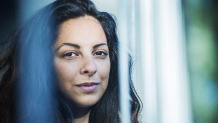 Zelfa Madhloum (25). Beeld Karel Duerinckx