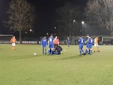 Enige troost: Goes tekent voor langste strafschoppenserie in Zeeuwse voetbalgeschiedenis
