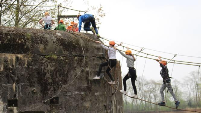 Tieners kunnen zich opnieuw uitleven op Fort Fiesta