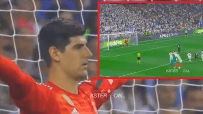 """Uw krant ziet Courtois debuteren in Bernabéu en dit is ons oordeel: """"Een routineklus"""""""