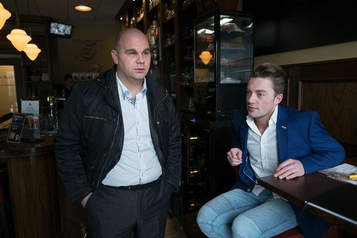Peter Houthuijzen (eigenaar) en Roel Kersten (bedrijfsleider).