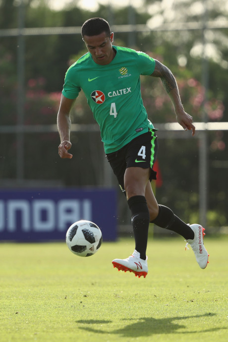 Van Marwijk met 'Socceroos' begonnen aan voorbereiding op WK