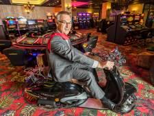 Idee: 'Zet een casino neer in Theater Castellum'