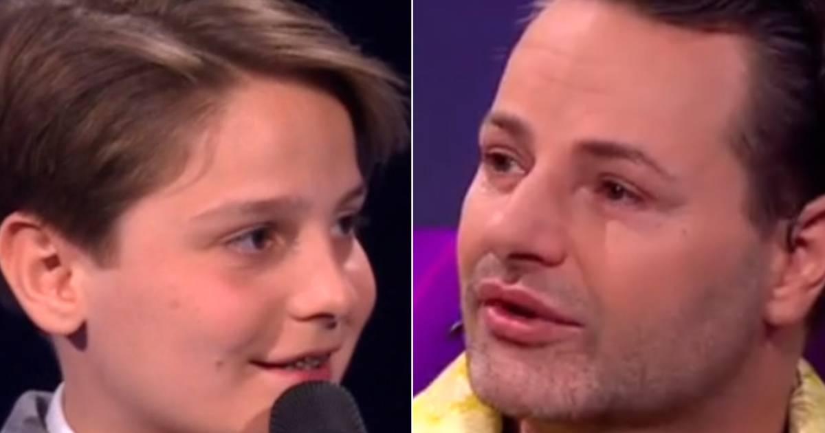 Fred van Leer in tranen als Boele (12) zegt dat hij op jongens valt: 'Gaat jou veel opleveren'