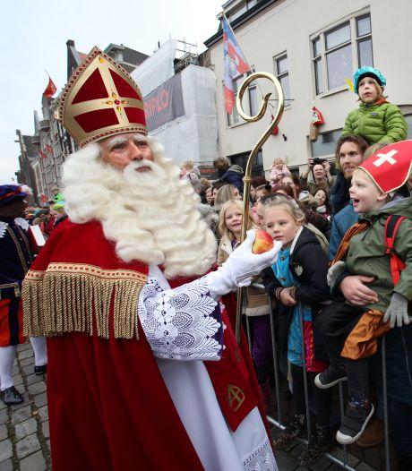 Dordrecht blaast reguliere Sinterklaasintocht af, wel groot Sinterklaasfeest