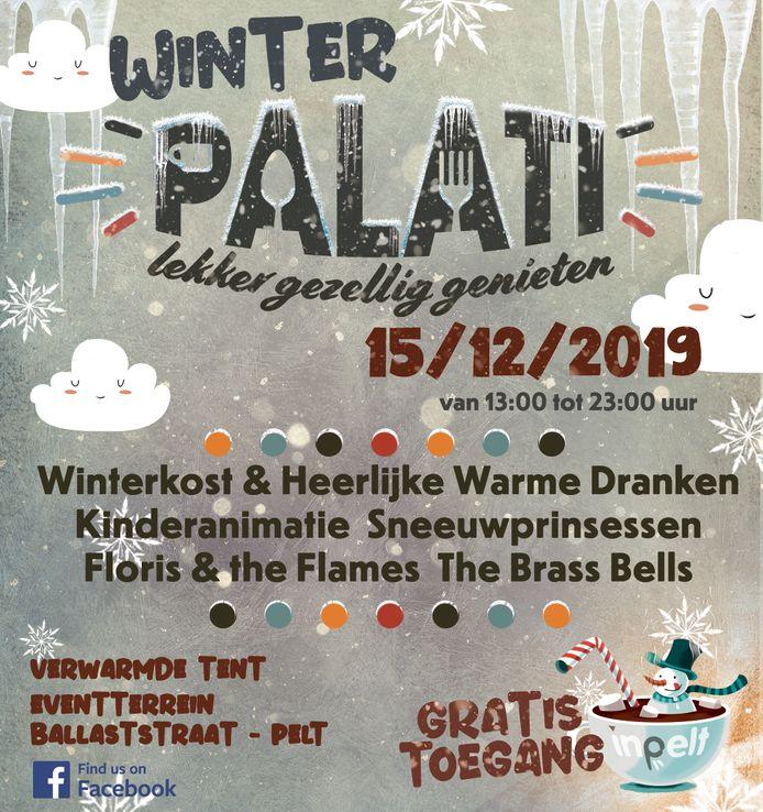Affiche Winter Palati