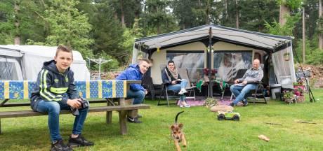 De camping in Amersfoort of Lago Maggiore? 'We proberen van de vakantie een feestje te maken'