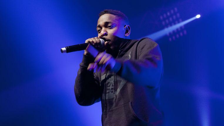 Kendrick Lamar. Beeld Redferns via Getty Images