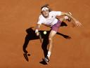 Stefanos Tsitsipas speelde zijn eerste grandslamfinale.