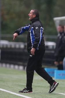Huub van Laarschot trainer Sprinkhanen