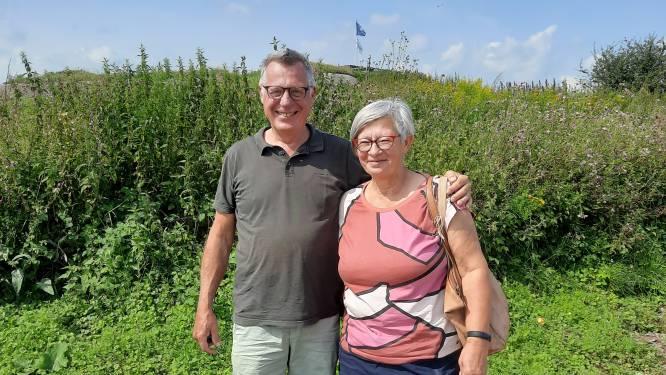Gert en Aleid uit de Achterhoek ontdekken een stukje familiegeschiedenis bij Fort Pannerden