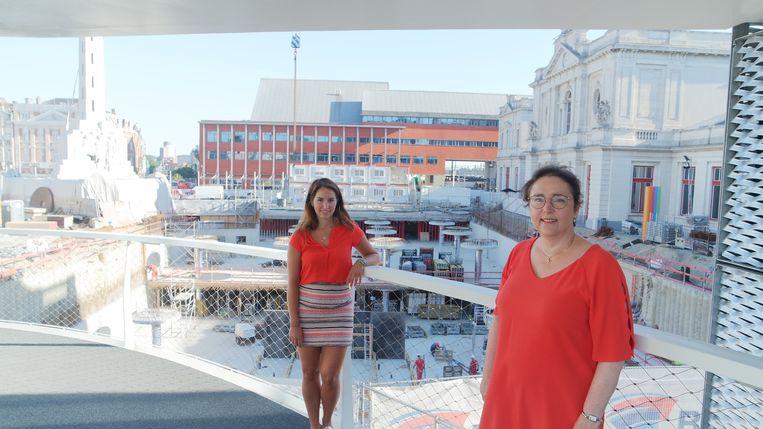 Liesbeth Vandermeeren en Karin Brouwers van CD&V ondersteunen het Leuvense coronaplan volledig en doen nog enkele suggesties voor de toekomst.
