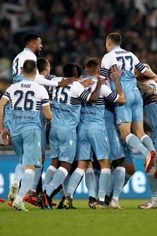 Castagne et l'Atalanta battus en finale de la Coupe d'Italie