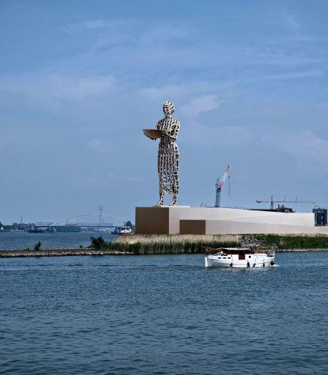 Megabeeld langs rivier moet 'Dordrecht een gezicht geven'