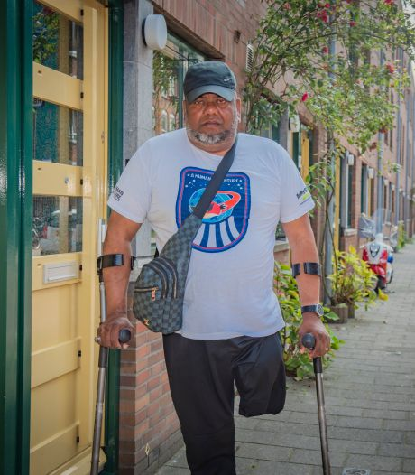 Woningbouwvereniging biedt invalide Jerry woning op begane grond aan: 'Ik ben zo blij'