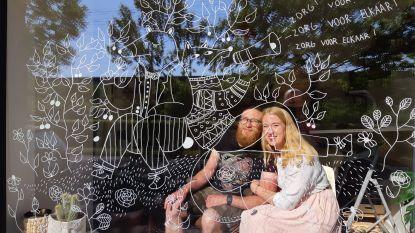 """""""Mooie kunstwandelroute creëren in de stad"""": oproep voor coronakunst in straatbeeld met D'RUIT"""