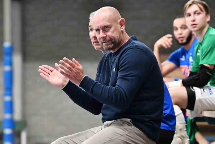 Kurt Gessner beseft dat zijn ploeg beter moet doen dan tegen Hasselt.