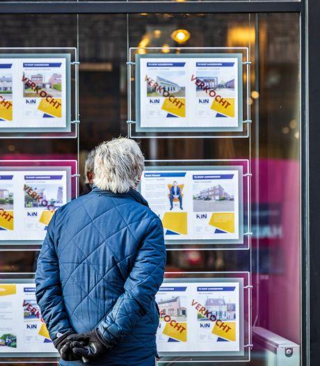 Woningmarkt is veranderd in een gekkenhuis: meer dan honderd telefoontjes als een huis op Funda is gezet