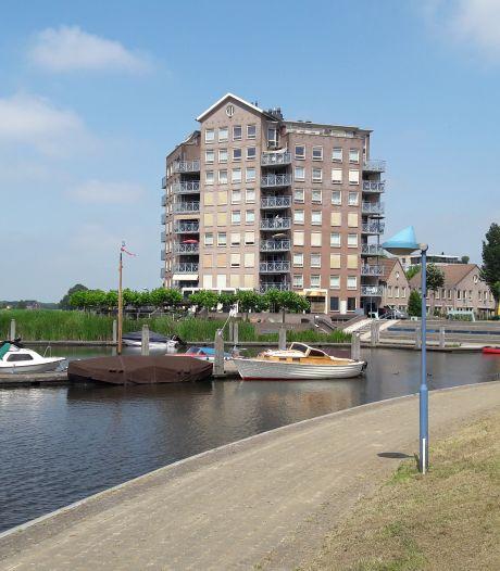 Voorlopige schets voor uitbreiding recreatiehaven Hardenberg: buren mogen inspreken