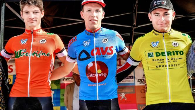Ronde van Oost-Vlaanderen voor beloften in Nevele, Drongen, Pollare, Haasdonk en Maldegem-Kleit