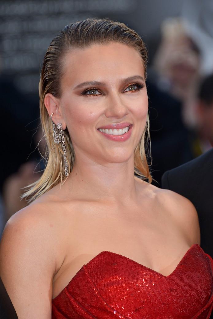 "Scarlett Johansson pour ""Marriage Story ""."