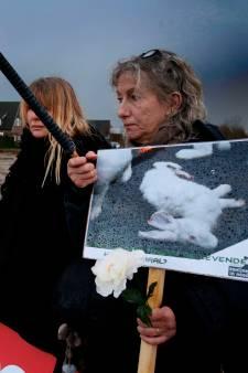Bewoners Leerbroek: Demonstranten moeten onze boer met rust laten