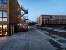 Kleine tijdelijke studio's op Slachthuisterrein in Eindhoven zijn bewoond